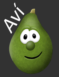 Avi the Avocado