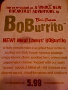 BoBurrito - A true breakfast miracle